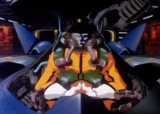 Macross Plus (screenshot)
