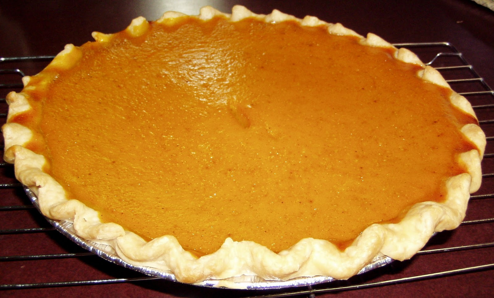 Ozark Mountain Family Homestead: Autumn Pumpkin Pie made ...