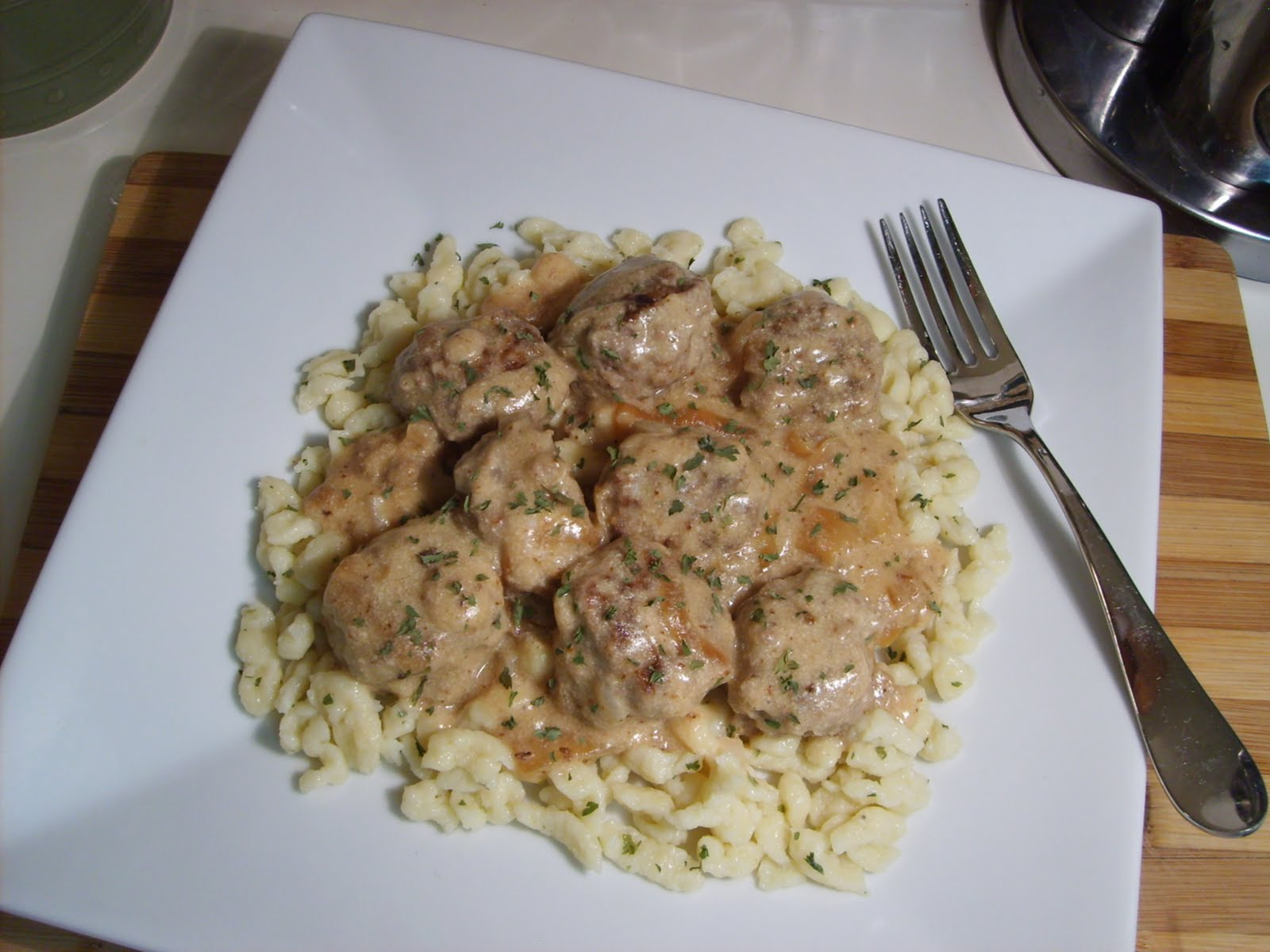 Bavarian Style Meatballs Recipes — Dishmaps