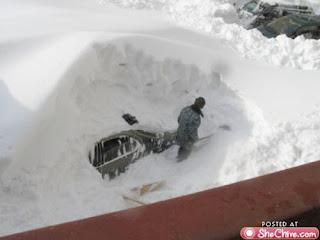 Musim Salju mengerikan