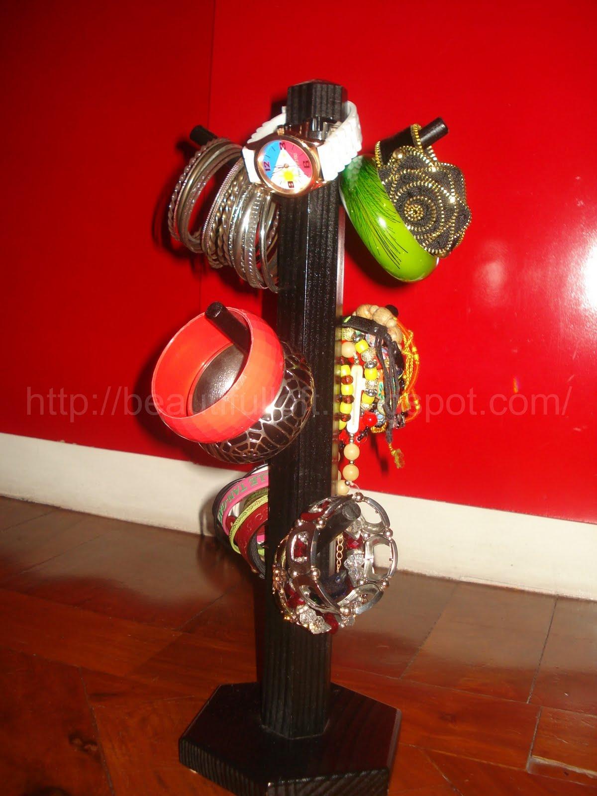 Bangle Bracelet Organizer Bangle Bracelet Organizer