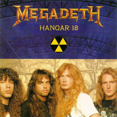 Megadeth - Live At Festival Hall (Osaka, Japan 02-21-91) (Hanger 18) H18f