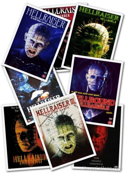 Saga Hellraiser: Octolog�a [DVDRip][Sub Espa�ol][1 Link x Pelicula]