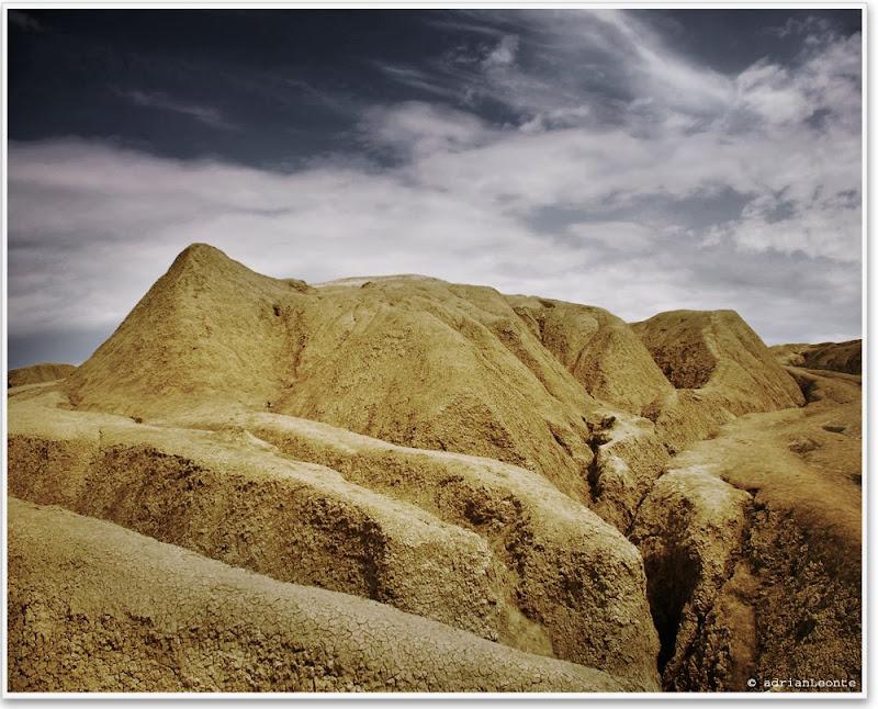 cele mici. paclele mici. vulcanii noroiosi - Berca