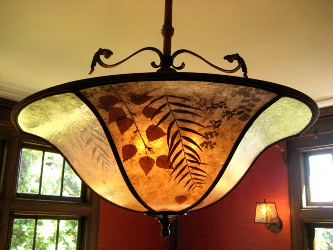 & Tar Paper Crane - A Remodeling Blog: Antique Lighting Restoration azcodes.com