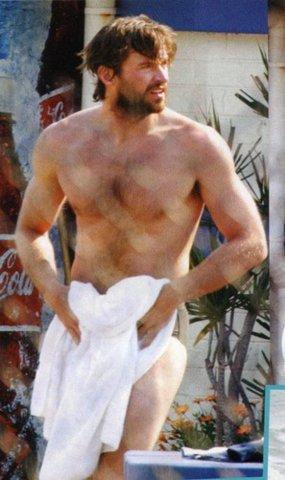 Хью джекман фото голый