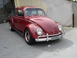 Meu Fusca V8