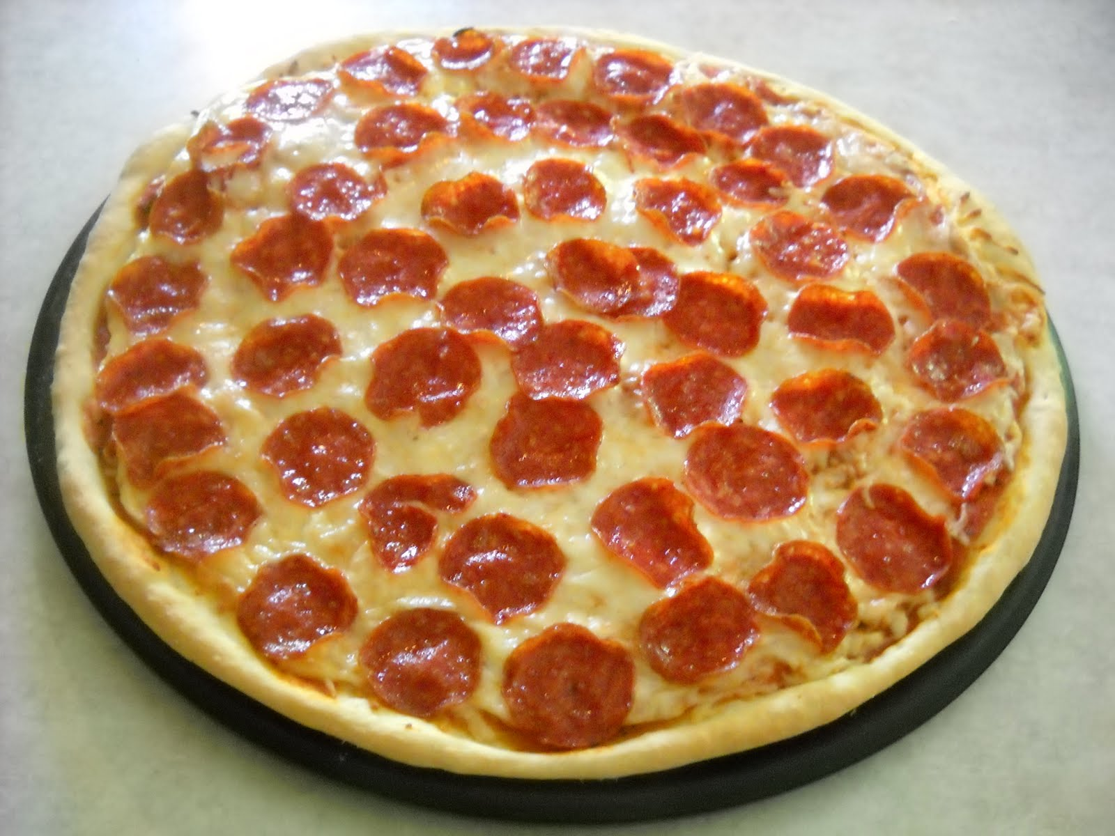 how to make easy pizza crust