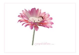 http://sparkxcrafts.blogspot.com/2009/04/baby-flower-card.html