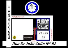 Mapa de como chegar a FUSION GAME CLUB