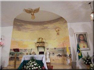 Santuário da Granja Viana em SP