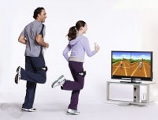 EA Active, Wii, Wii fit, fitness