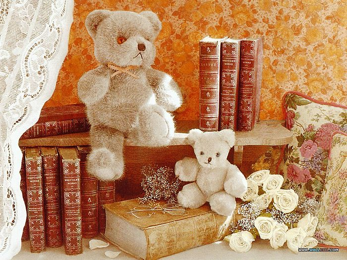 cute wallpapers of teddy bears. Cute Teddy Bears