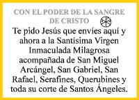 4 Con el Poder Sangre Cristo