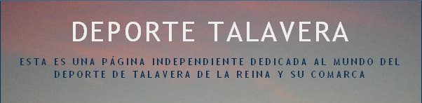 Deporte Talavera