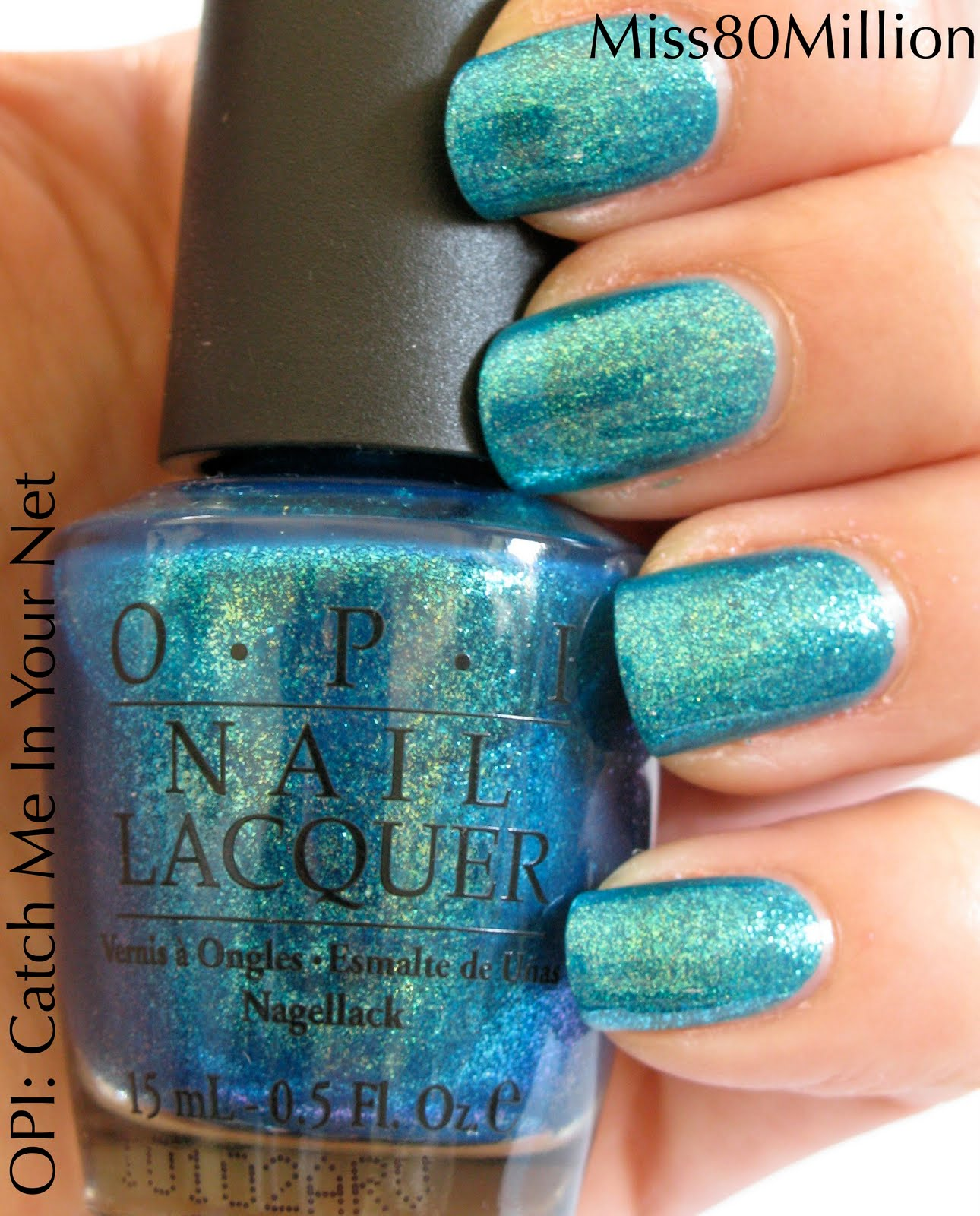 Miss80Million: OPI & China Glaze Swatches... finally