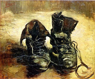 Van Gogh - Pair of Shoes