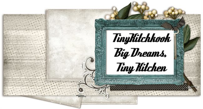 TinyKitchKook-Big Dreams, Tiny Kitchen