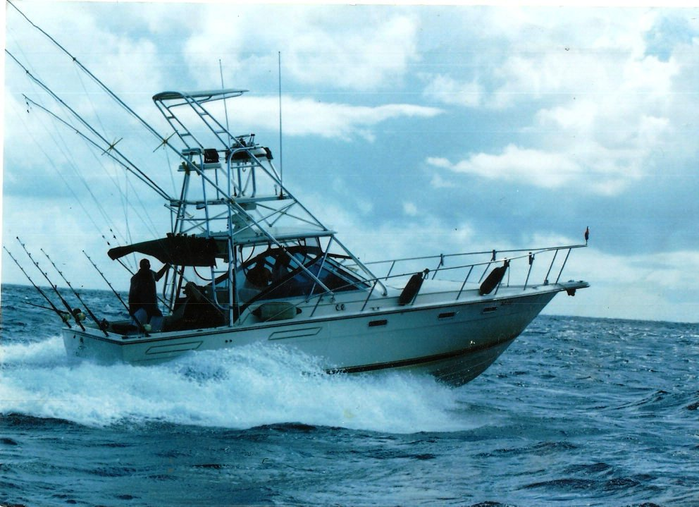The best day of your entire vacation in st maarten st for Deep sea fishing trips