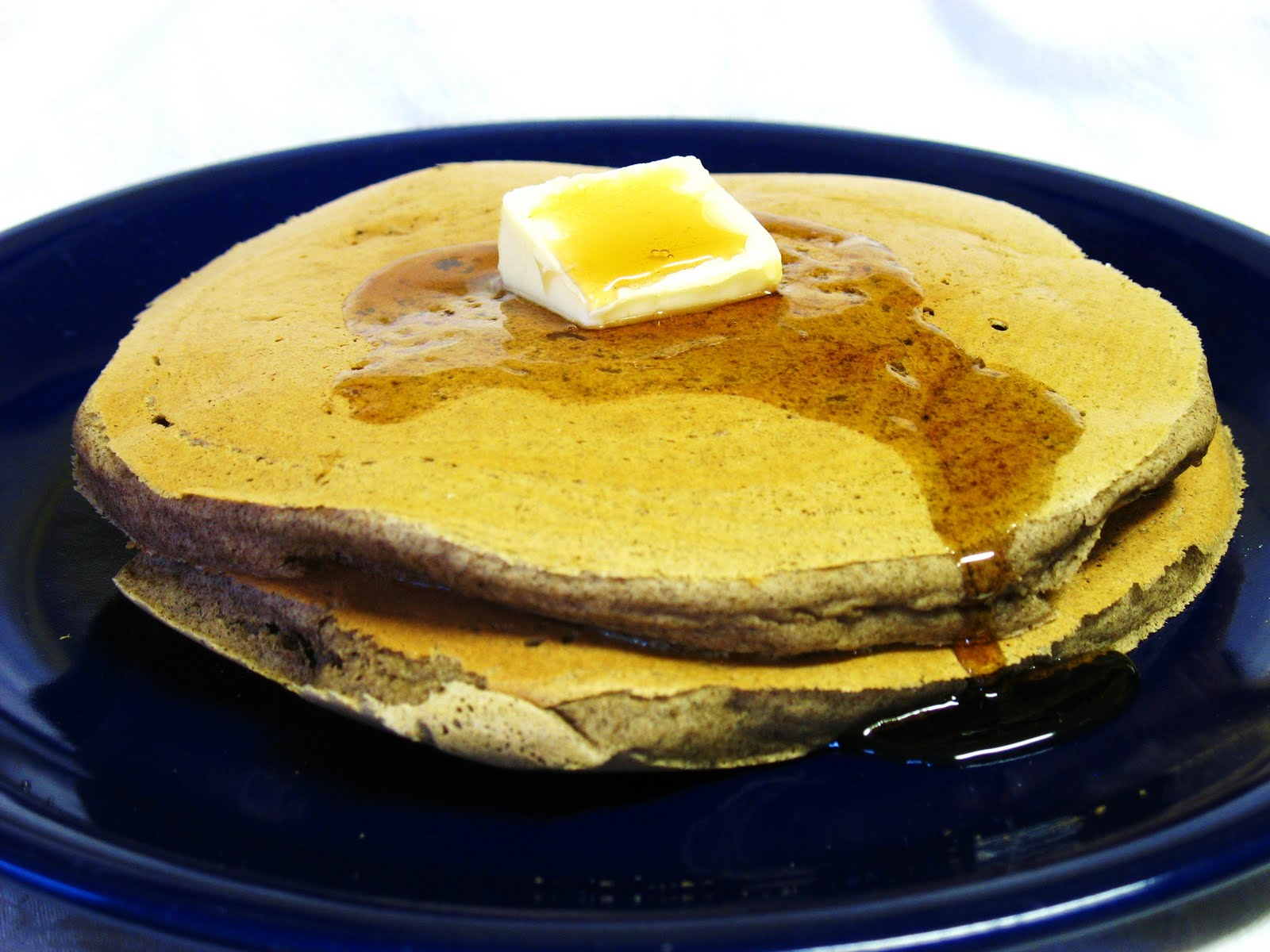 The Gluten Free Spouse: Gluten Free Buckwheat Pancakes