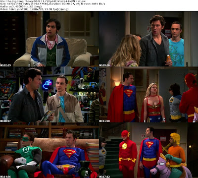big bang theory temporada 11 online