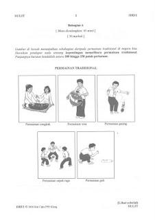 BAHASA MELAYU HARI INI: Ramalam Karangan SPM 2 - Karangan Bergambar