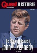 De Glamourpresident John F. Kennedy
