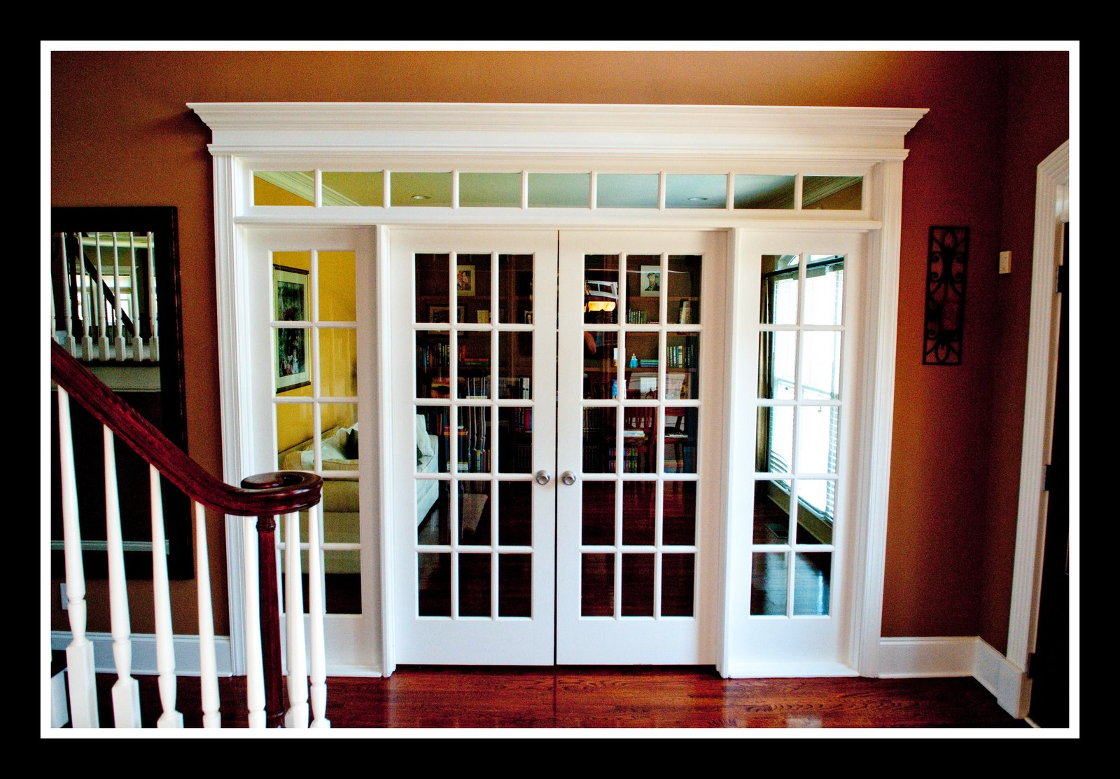 1411 threepine place for Inward opening french doors