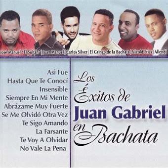 Los Exitos De Juan Gabriel En Bachata (2008)