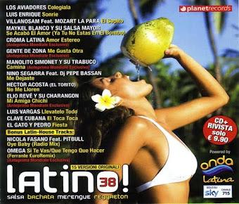 VA – Latino! 38 (album 2010)