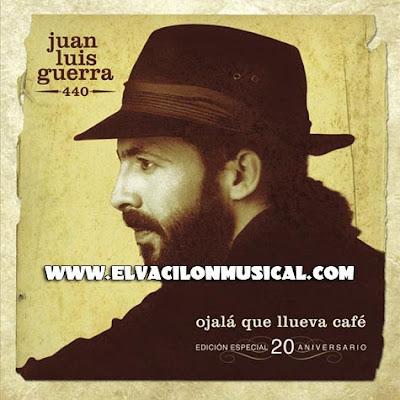Juan Luis Guerra – Ojala Que Llueva Cafe (Edición Especial 20 Aniversario) (2010)