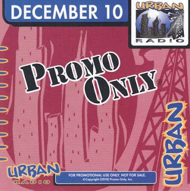 Promo Only Urban Radio December (2010)