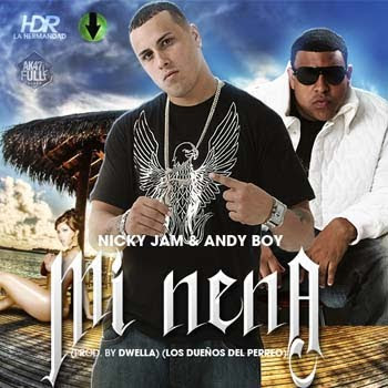Nicky Jam & Andy Boy – Mi Nena (Prod. By. D-Wella)