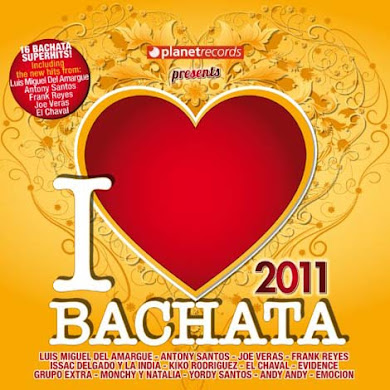 I Love Bachata 2011 By EVM.rar