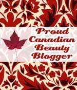 Proud Canadian Beauty Blogger