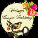 Vintage Thingy Thursday