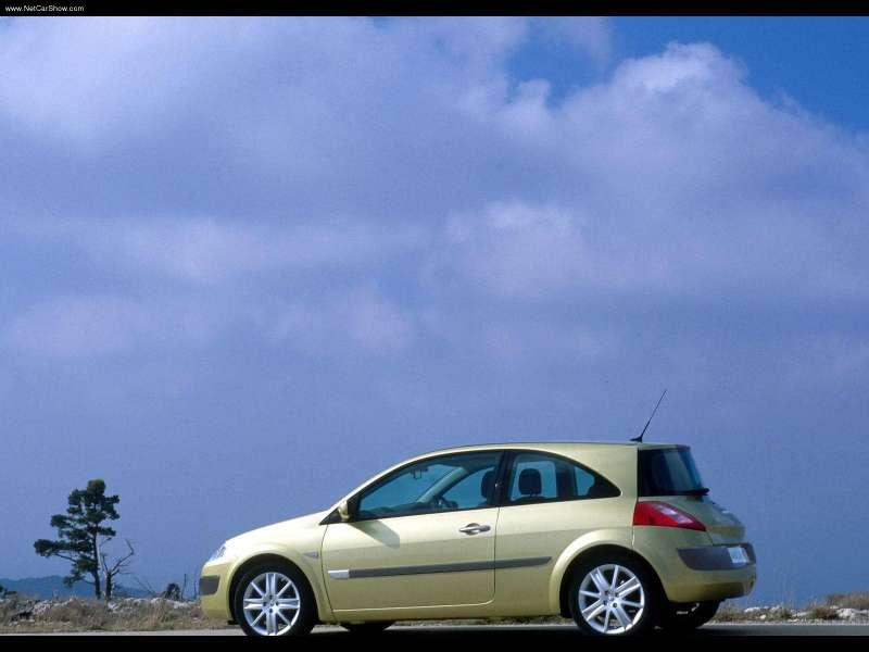 Renault Megane II Sport Hatch resimleri ve Renault Megane II Sport Hatch