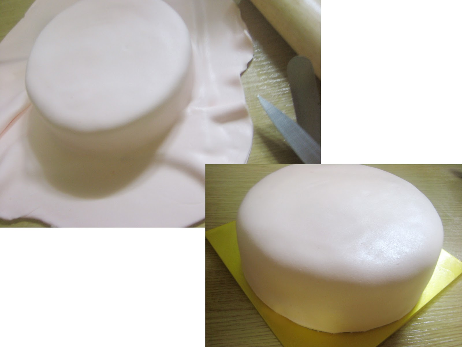 how to make chocolate marshmallow fondant