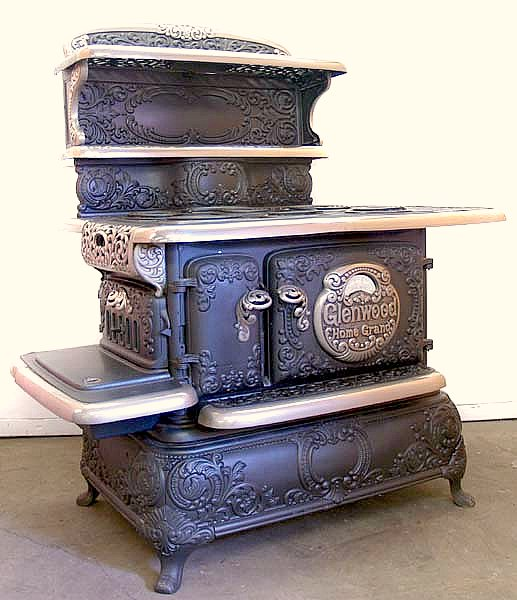 Beautiful Antique Stoves