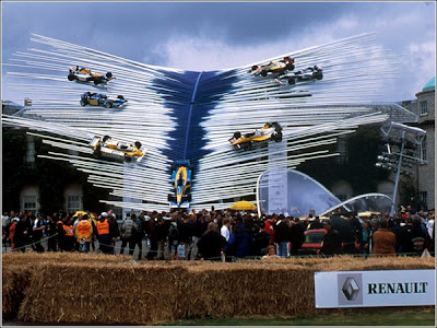 Gorgeous sculptures on the theme of cars Seen On www.coolpicturegallery.us
