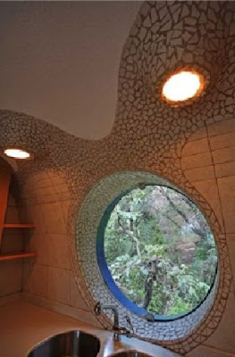 Snake Shaped House
