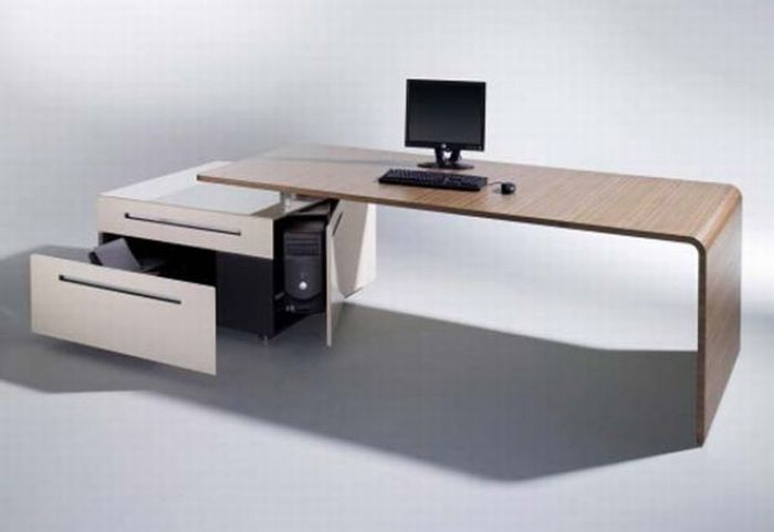 Funny And Curious Picture Gallery Creative Office Desks