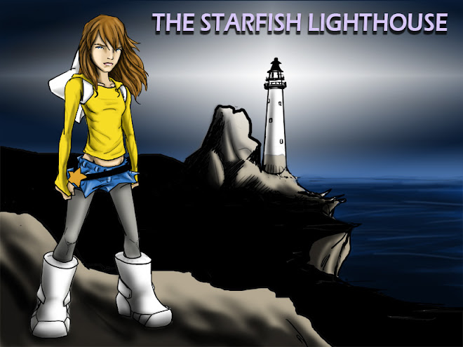 THE STARFISH LIGHTHOUSE