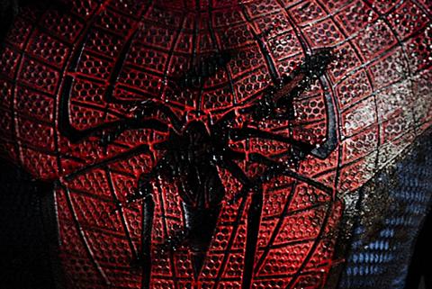 Spiderman+Logo - Vean al nuevo Spiderman en video!