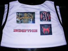 Venda de camisetas do atleta olímpico e lutador de MMA Will Ribeiro. Ajude na sua reabilitação.