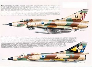 Six Day War Weapons