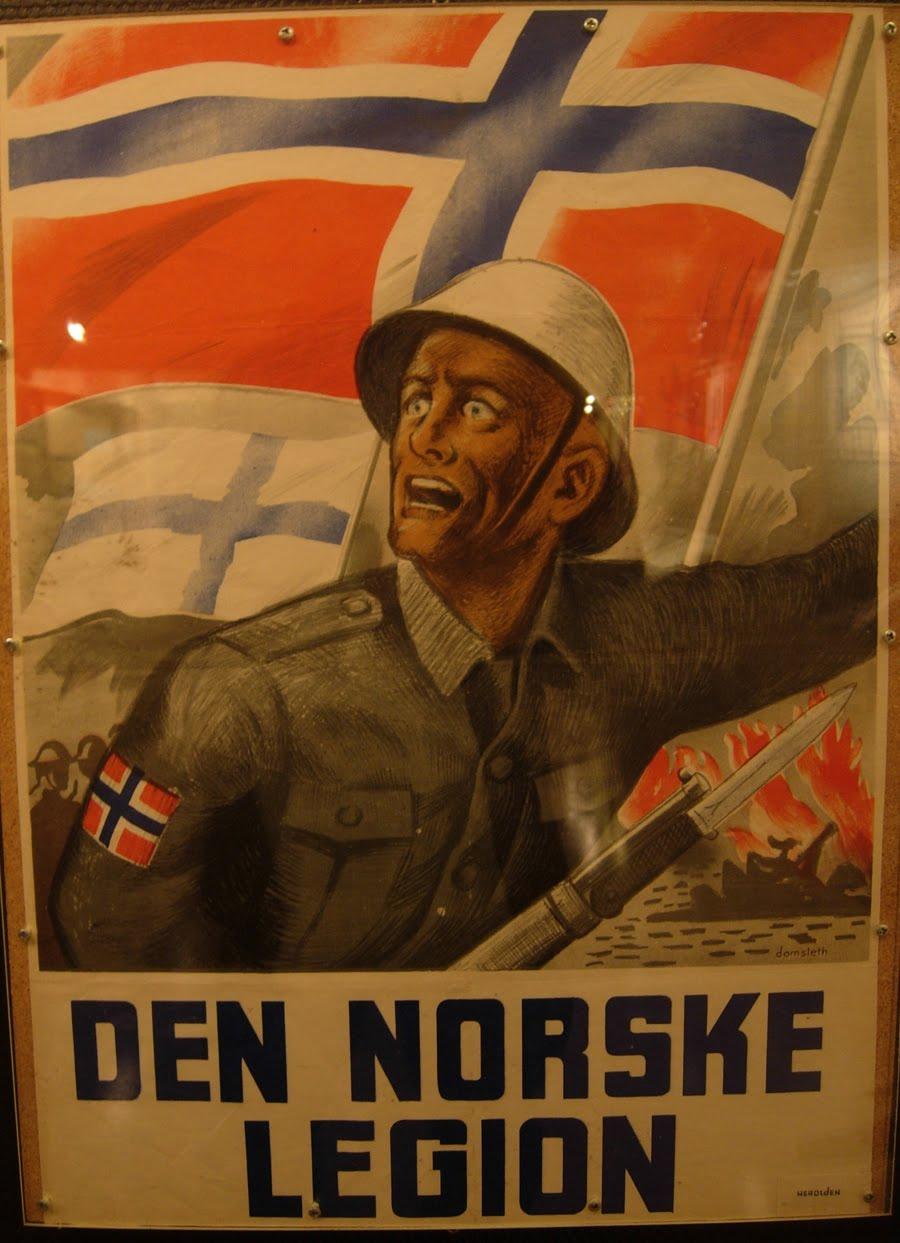 lars gyllenhaal evolution of norwegian ss posters