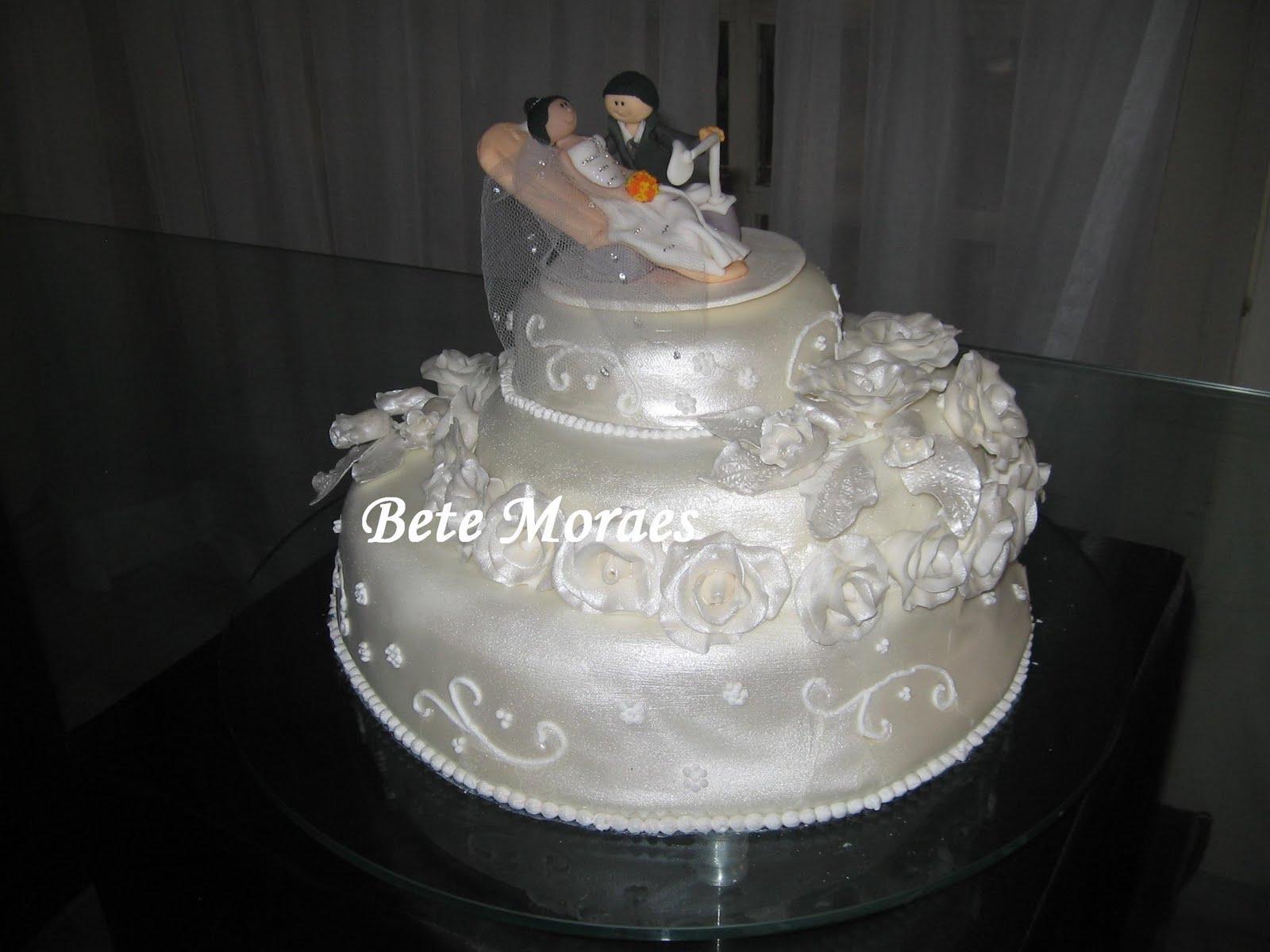 Cake Design Dentista : BETE MORAES cake design: Casamento dentistas
