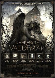 La Herencia Valdemar 1 Poster