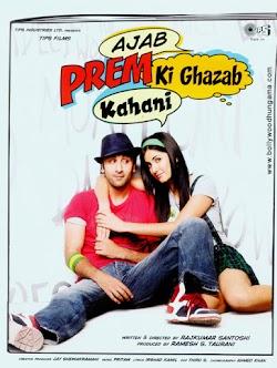 Tình Yêu Không Cần Phải Nói - Ajab Prem Ki Ghazab Kahani (2009) Poster